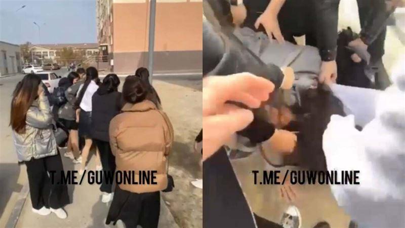 В Атырау за групповую драку учениц наказали родителей