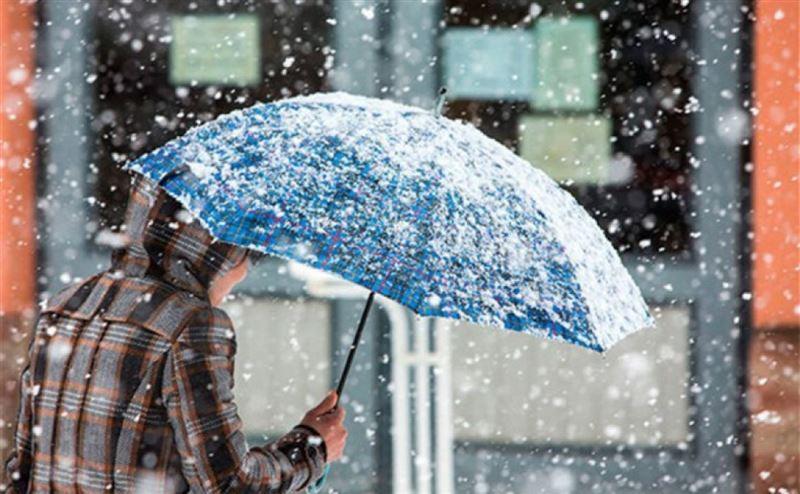 Снег и метель ожидаются в ряде регионов Казахстана