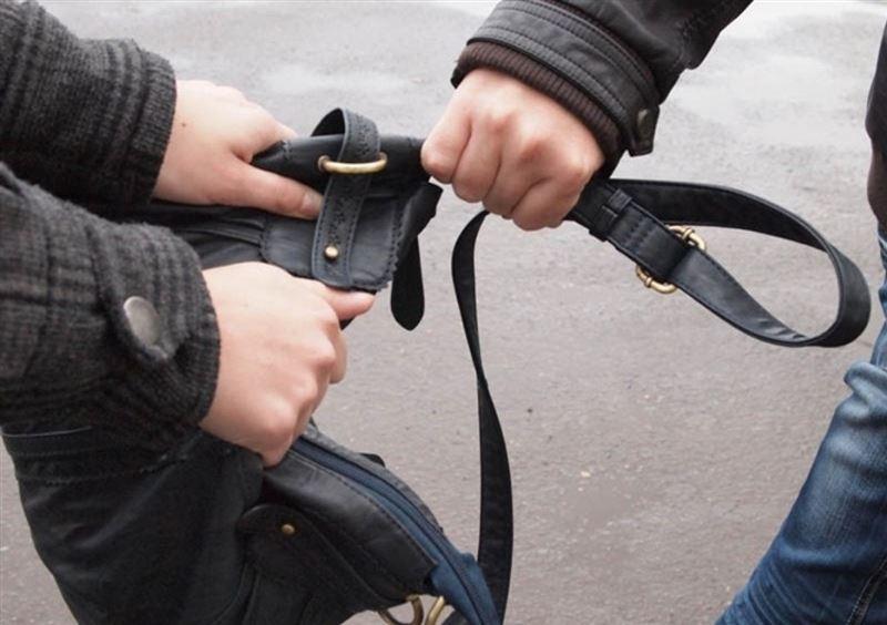 Грабитель отобрал сумку у жительницы Кокшетау