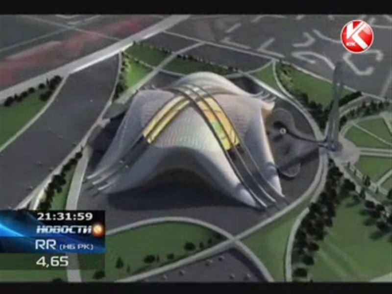 В Караганде, возможно, появится грандиозный стадион