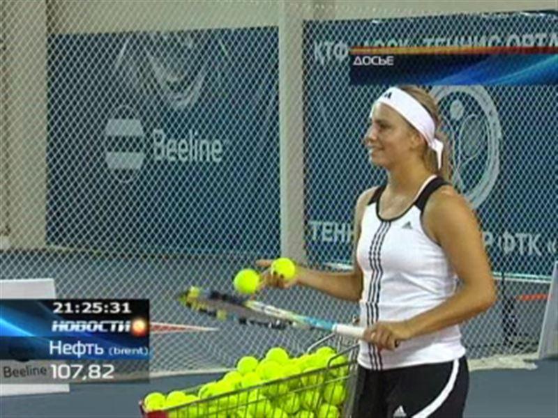 Теннисистка Ксения Первак сменила гражданство