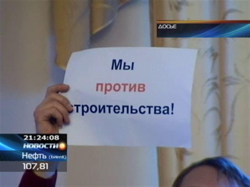 В Алматы продолжаются споры вокруг строительства горнолыжного курорта «Кок-Жайляу»