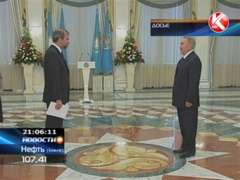 Посол США в Казахстане Кеннет Фэйрфакс покидает Астану