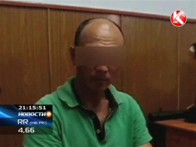 Жамбылские полицейские задержали убийцу, которого разыскивали больше 9 лет