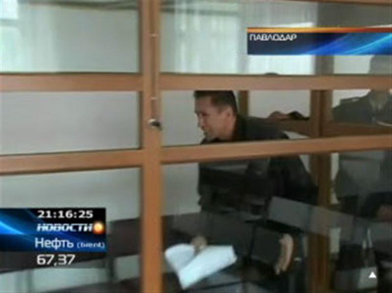 В Павлодаре наркоторговец устроил истерику прямо в  зале суда