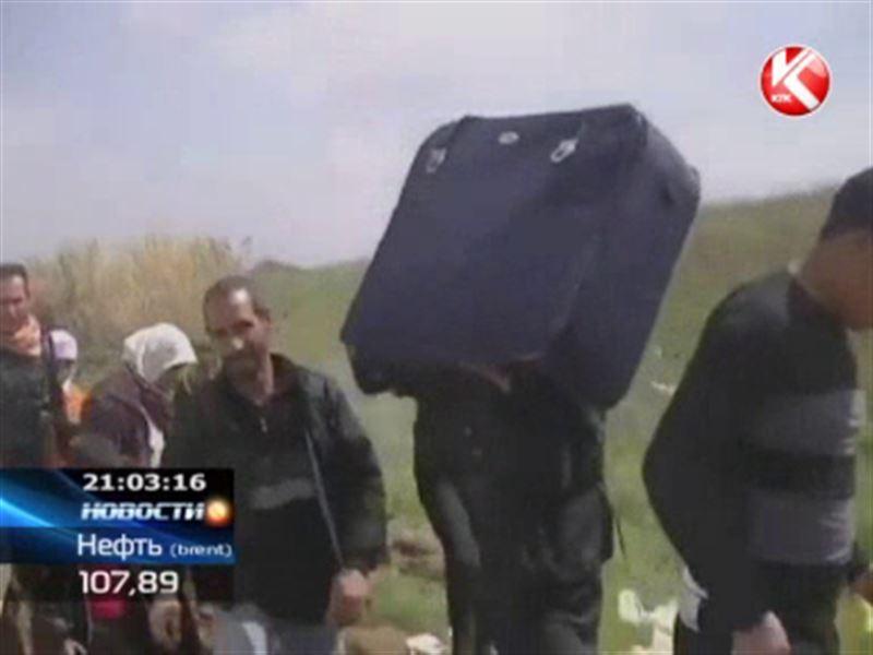 Казахстанцев экстренно эвакуируют из Сирии