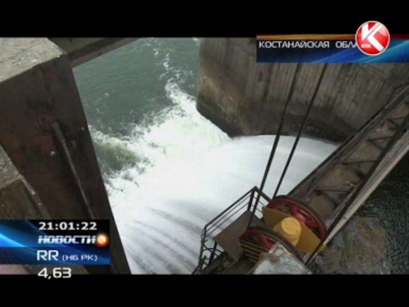 В Костанайской области опасаются второй волны паводков
