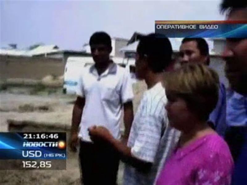 В Южном Казахстане гастербайтер из Узбекистана зверски расправился с земляками с которыми строил дом