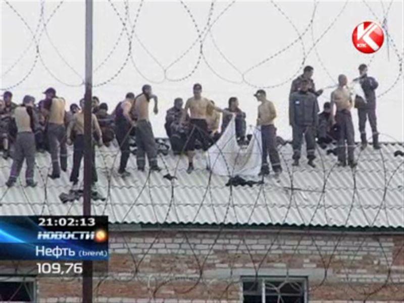 Грандиозное ЧП в уральской колонии: 62 заключенных порезали себе вены и животы