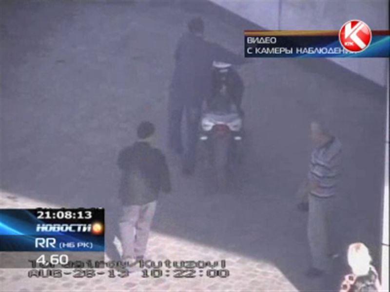 Павлодарские полицейские устроили погоню за горожанином, который бросил окурок мимо урны