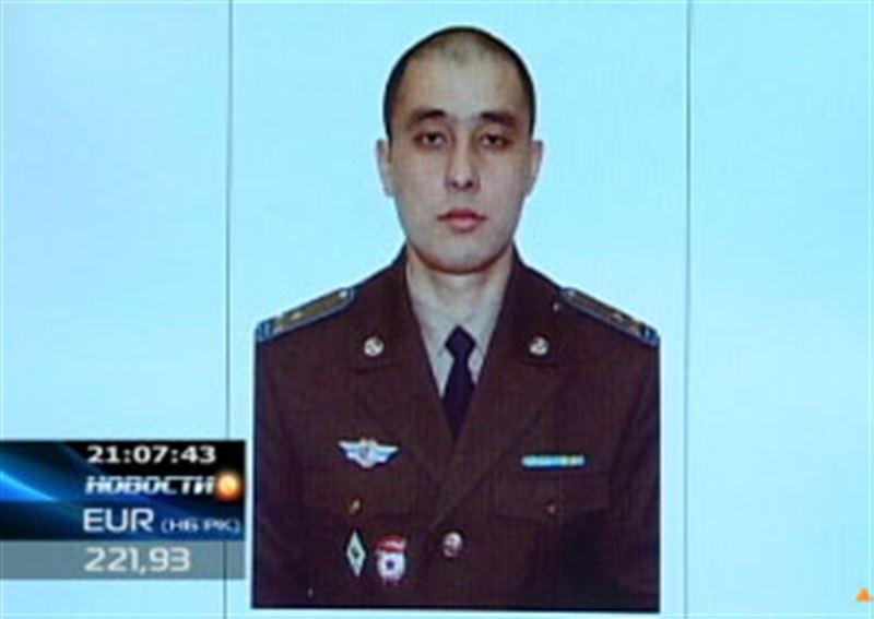 В Алматинской области продолжаются поиски офицера, подозреваемого в жестоком убийстве своего сослуживца