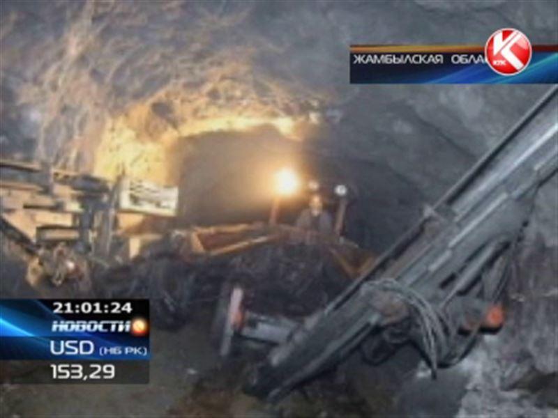 В Жамбылской области во время взрыва погибли два шахтера