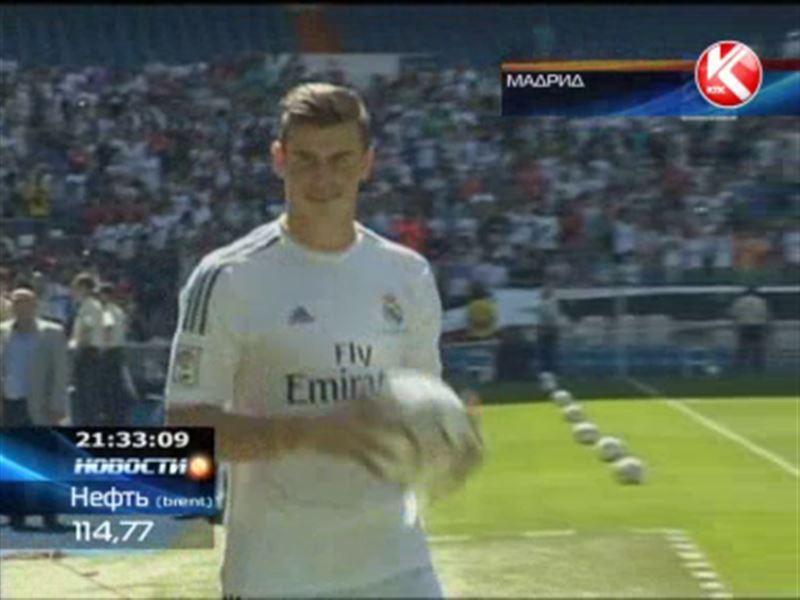 Гарет Бейл обошелся испанскому «Реалу» в рекордные 100 миллионов долларов