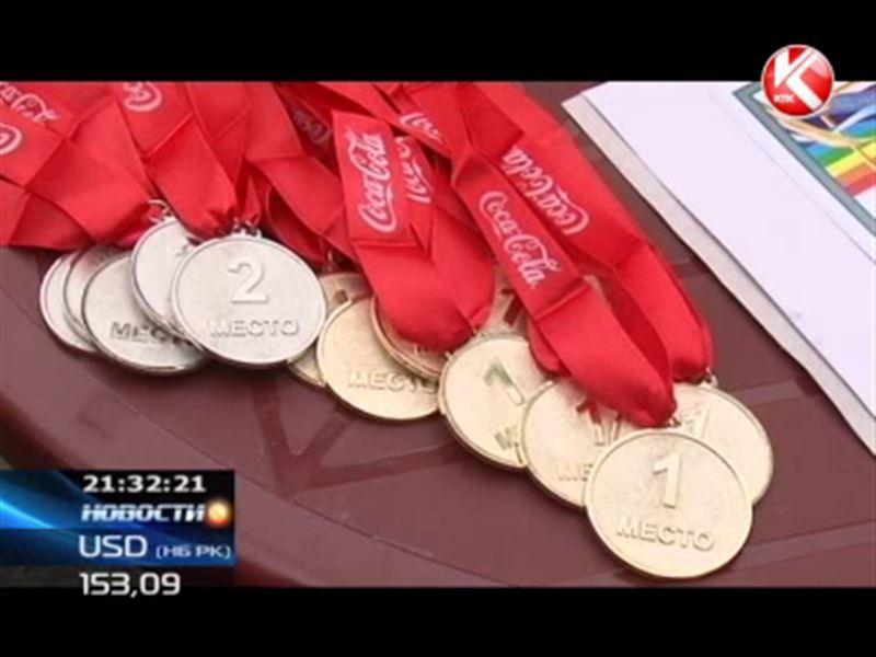 Победители «Coca-Cola Былғары Доп» вылетели в ЮАР на мини-чемпионат мира