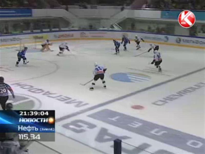 В Казахстане на минувших выходных официально стартовал хоккейный сезон
