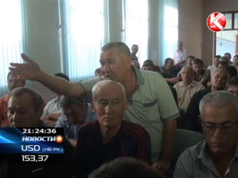 В Кызылорде сотни рабочих могут остаться без работы