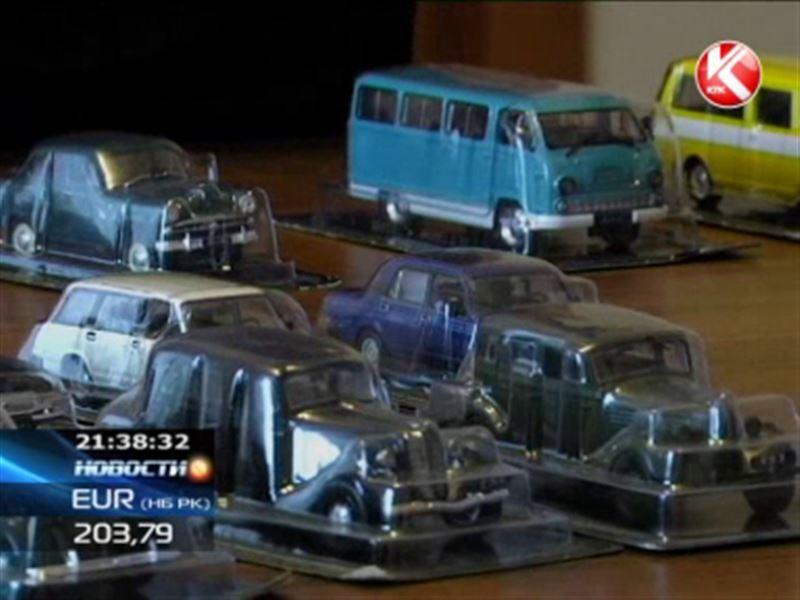 У замначальника дорожной полиции Актобе целый гараж раритетных автомобилей