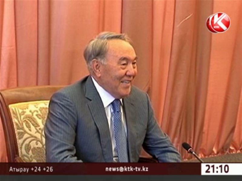 Нурсултан Назарбаев прибыл в Южный Казахстан с рабочим визитом