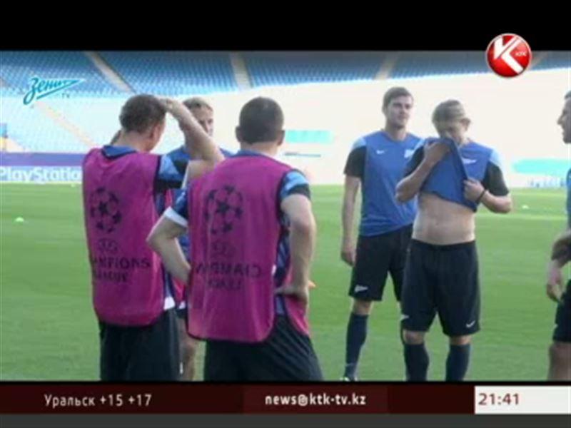 «Атлетико» примет российский «Зенит» - КТК покажет