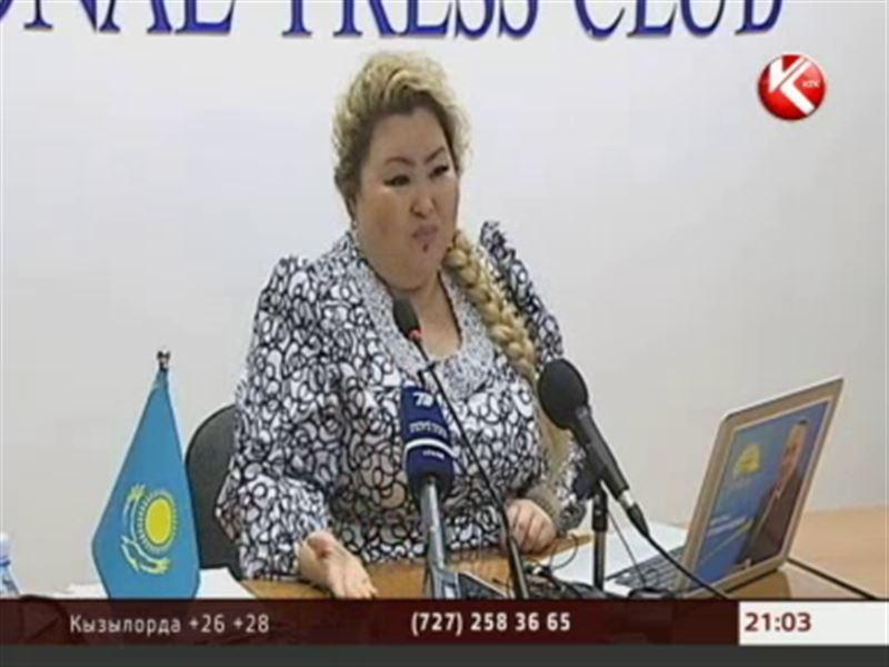 Бахыт Сыздыкова не смогла исключить «Нур Отан» из своего сердца
