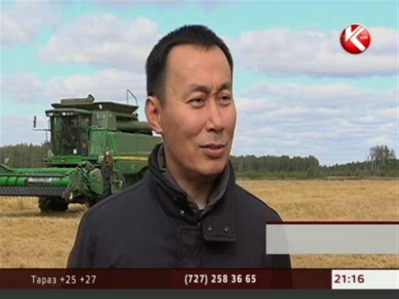 Министр сельского хозяйства пожевал зерно – ему понравилось