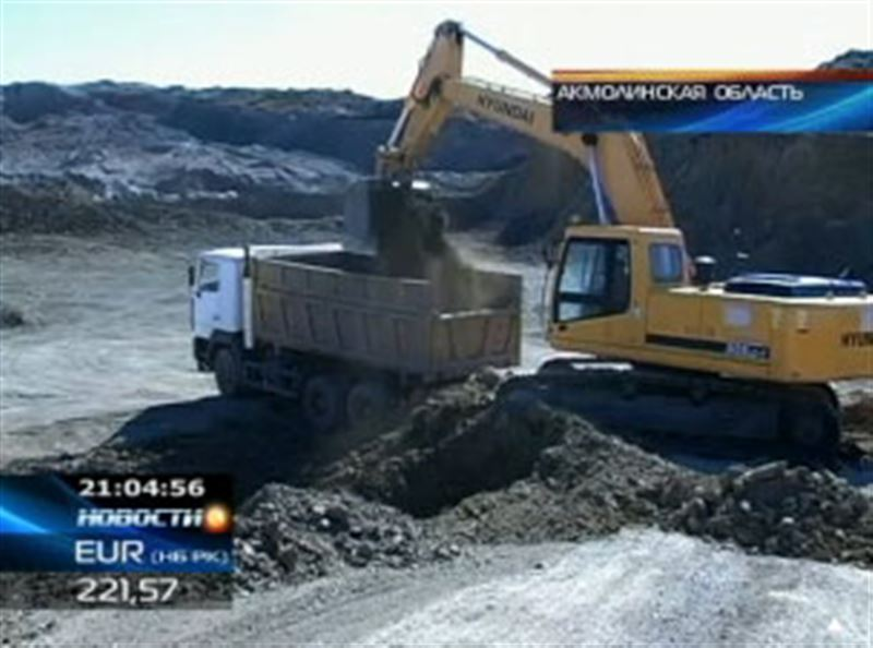 В Акмолинской области на стройматериалы разбирают горы: сопки понадобились строителям автобана «Астана-Боровое»