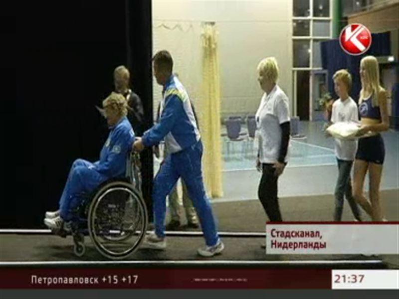 Казахстанские паралимпийцы триумфально вернулись со Всемирных Игр