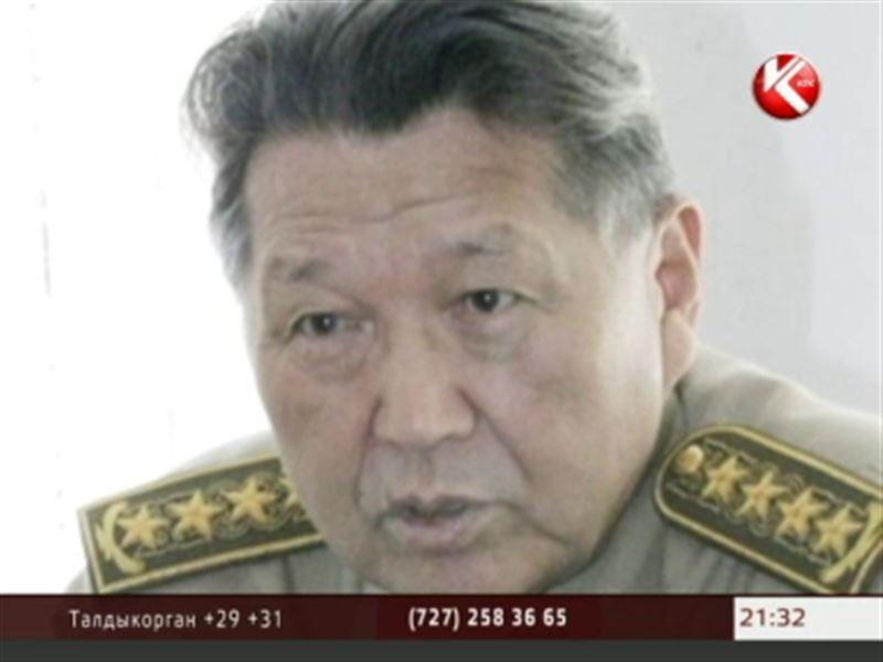 Ушел из жизни первый министр обороны независимого Казахстана