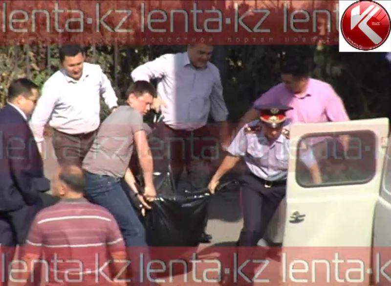 Подробности нападения на инкассаторов в Алматы: комментарии ДВД и очевидцев