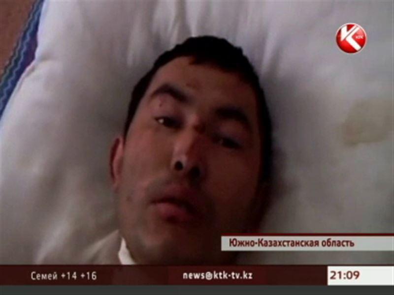В Южном Казахстане задержали убийцу собственных детей