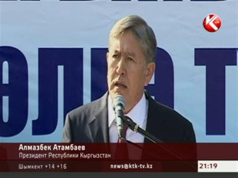 Президент Кыргызстана признал, что в стране снова пытались свергнуть власть
