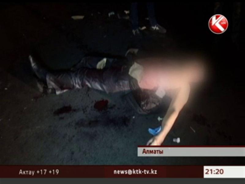 В Алматы зарезали охранника ночного клуба