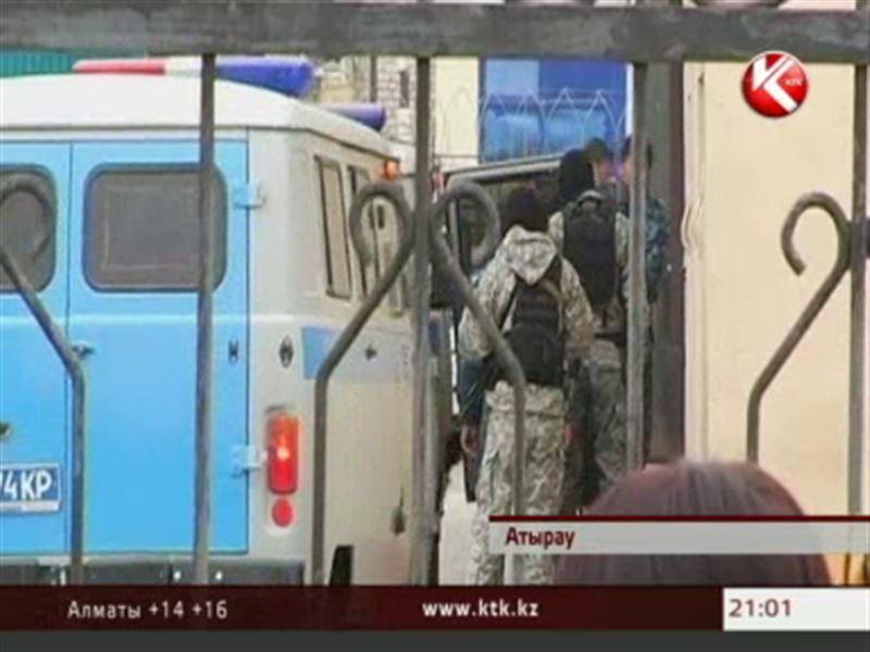 Девять казахстанских террористов отправились за решётку