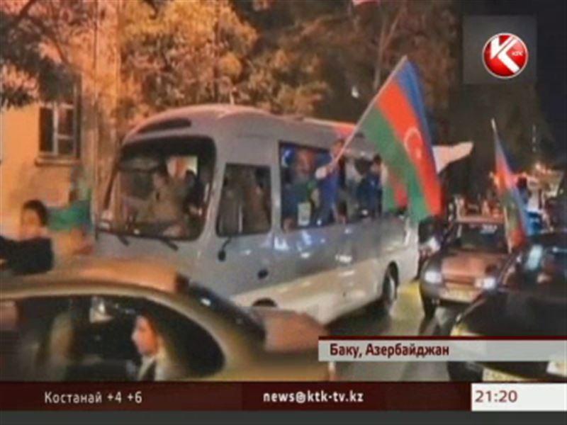 В Азербайджане завершились президентские выборы - Ильхам Алиев набрал 84,6 процента