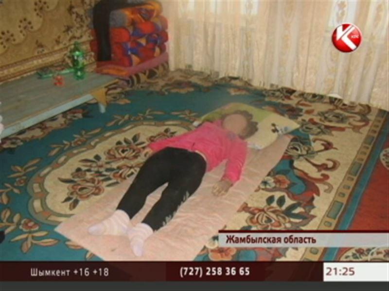 В Жамбылской области пьяный физкультурник до смерти забил свою жену
