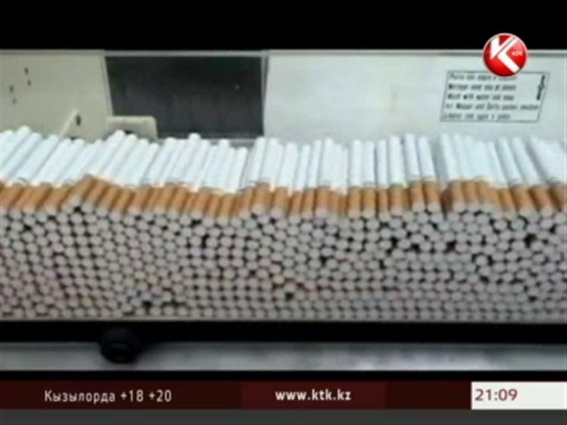В Казахстане вновь подорожают сигареты