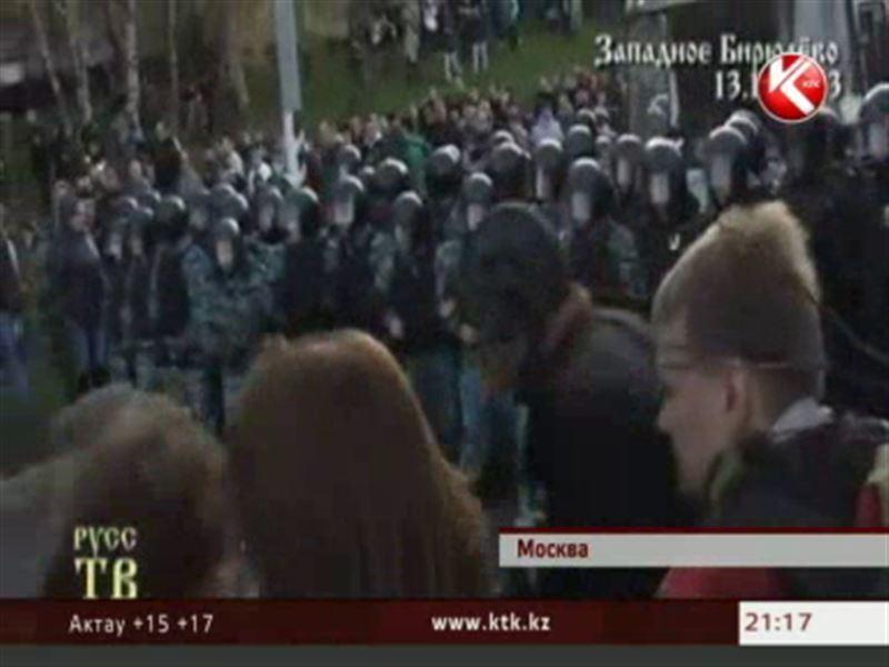Беспорядки на окраине российской столицы – жители требовали найти убийцу 25-летнего москвича