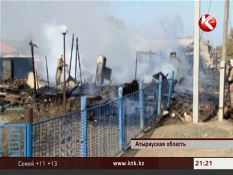 В Атарыуской области чиновники чуть не сгорели в своих кабинетах