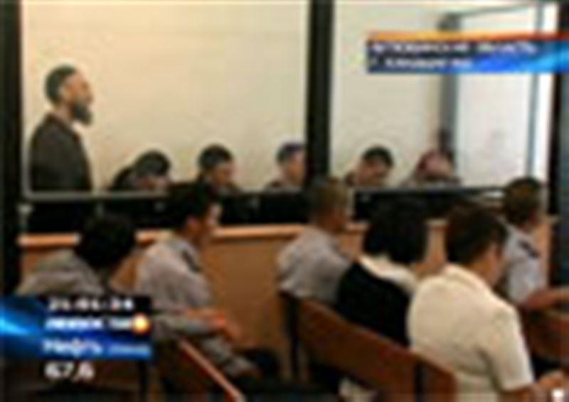 В Актюбинской области осудили террористов: шестерых человек признали виновными в подготовке целой серии взрывов