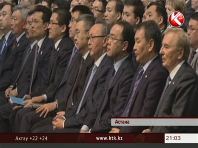 Съезд «Нур Отана»: у партии сменилось руководство, название и даже логотип