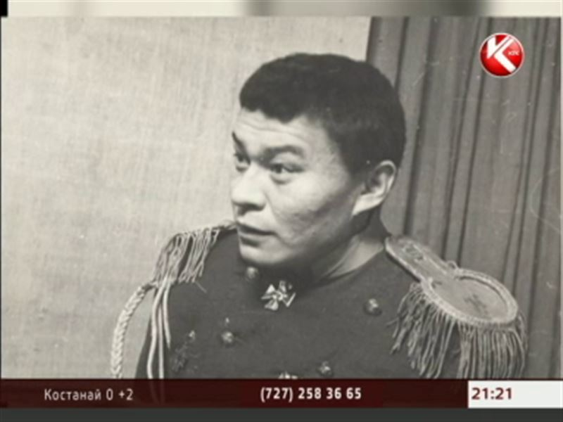 Ушел из жизни Народный артист Казахской ССР Каргамбай Сатаев