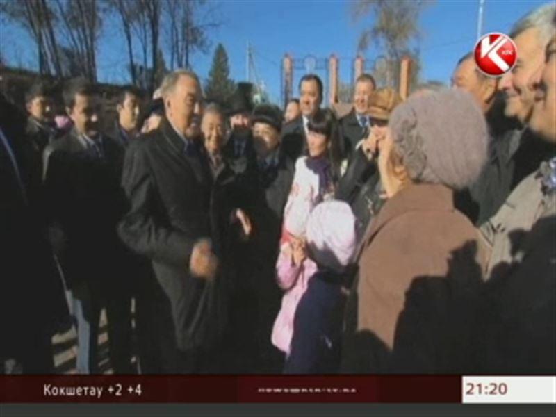 Нурсултан Назарбаев опроверг слухи о состоянии собственного здоровья