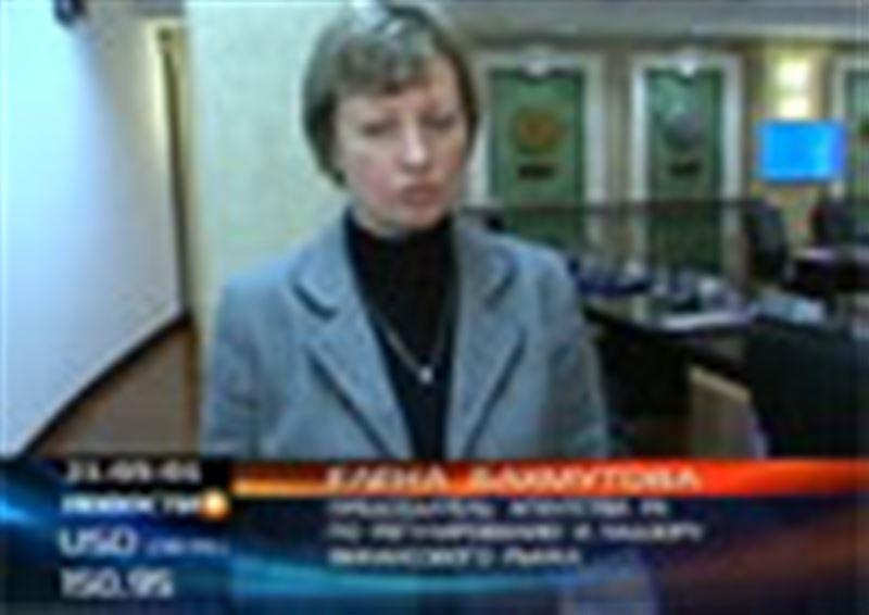 Девять казахстанских банков находятся на грани закрытия