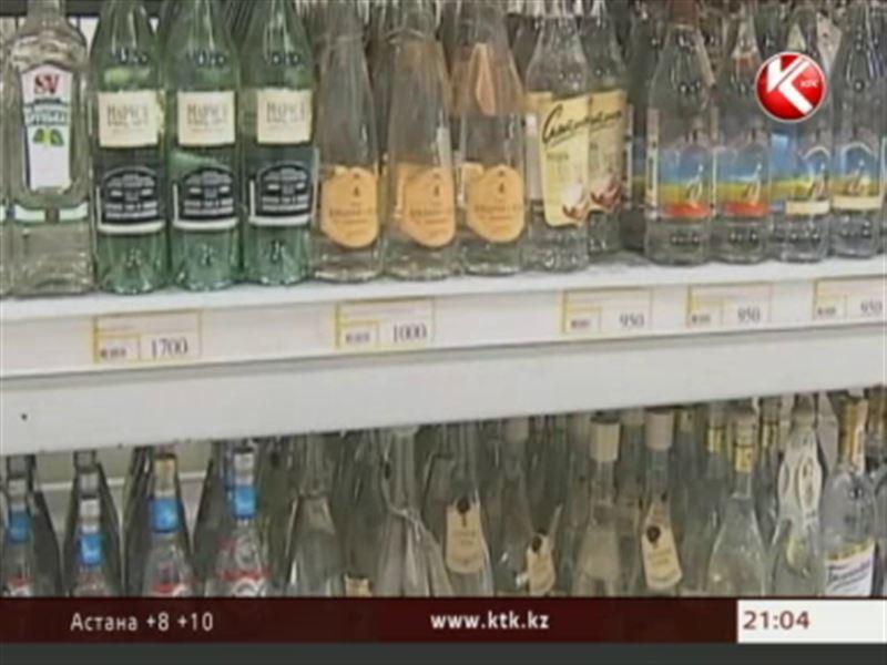 Казахстан необоснованно  признали самой пьющей в ЦА, считают в Кабмине