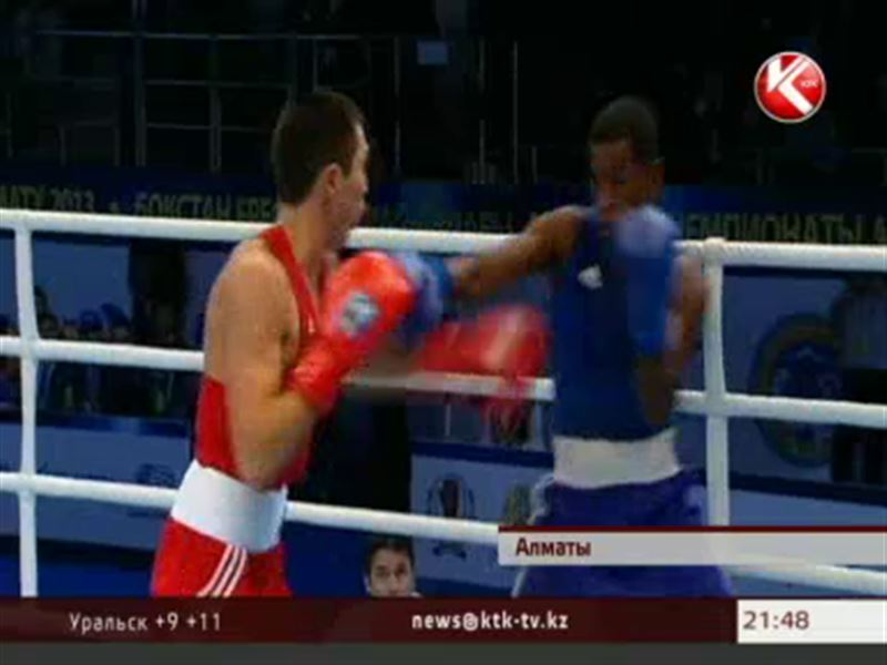 Чемпионат мира по боксу стал для казахстанцев самым успешным в истории