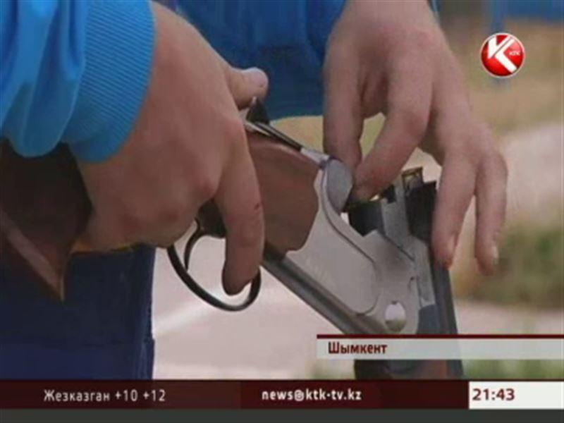 В Шымкенте стартовал международный турнир по стендовой и пулевой стрельбе