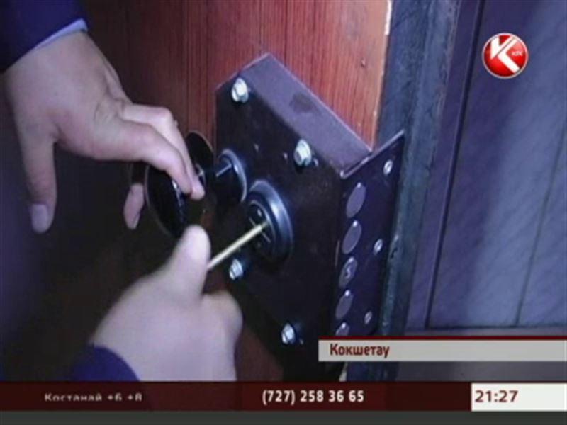 В Кокшетау задержали квартирных воров, за которыми полицейские охотились несколько лет