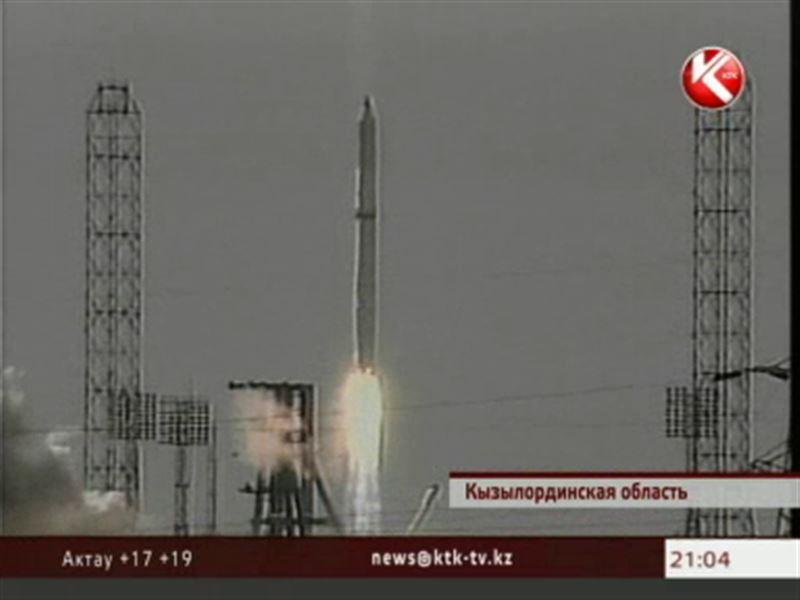 «Роскосмос» не признаёт своими обломки от ракеты, найденные в Кызылординской области
