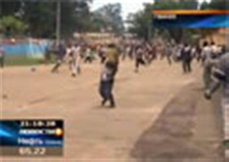 Порядка 90 человек погибли в столице Гвинеи