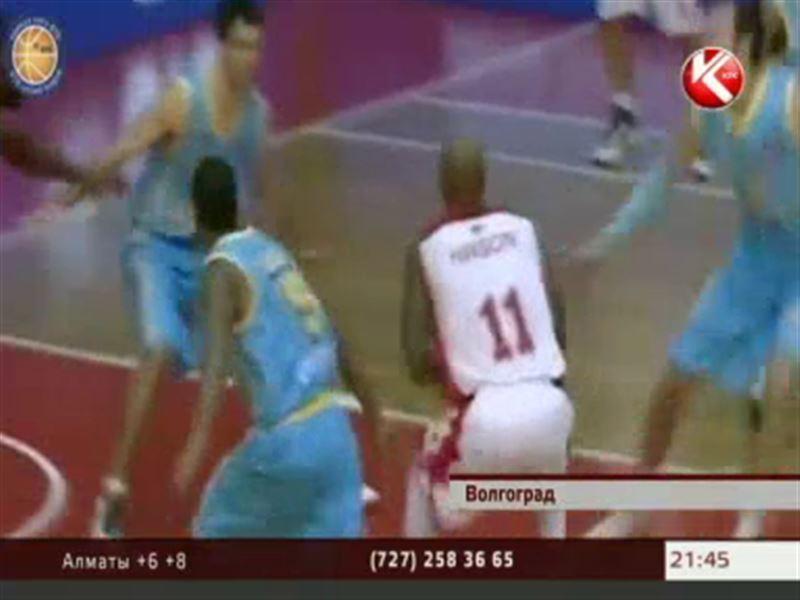 Баскетболисты столичной «Астаны» потерпели третье кряду выездное поражение